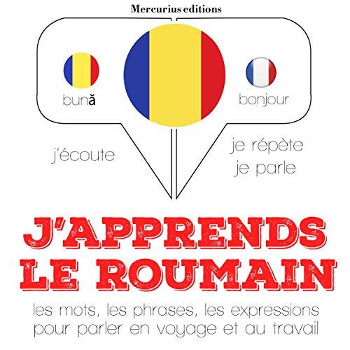 Couverture de J'apprends le roumain