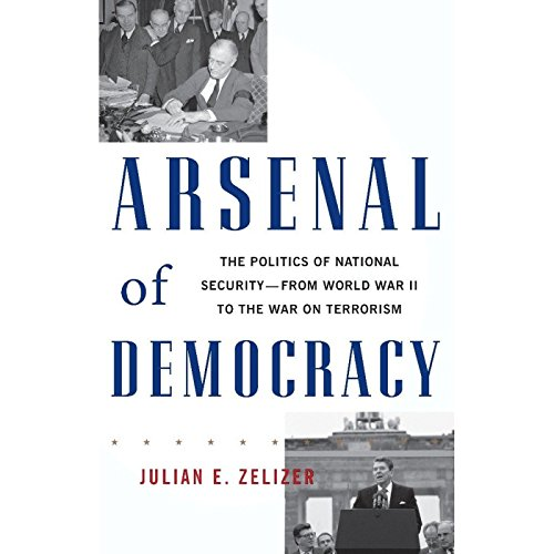 Arsenal of Democracy audiobook cover art