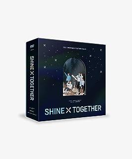【Weverse特典付き】トゥモローバイトゥギャザー TXT 2021 FANLIVE SHINE x TOGETHER DVD リージョンコード13456