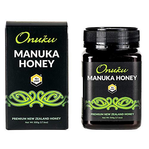 Onuku Premium Neuseeland Manuka Honig UMF 10+ (MGO 263+) 500g
