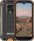 DOOGEE S59 Pro Outdoor Smartphone Ohne Vertrag, 10050mAh 4GB + 128GB Outdoor Handy 2W Lautsprecher 16MP Kamera, 5,71