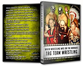 When Wrestling Was on the Marquee Vol. 6 - Tag Team Wrestling - DVD