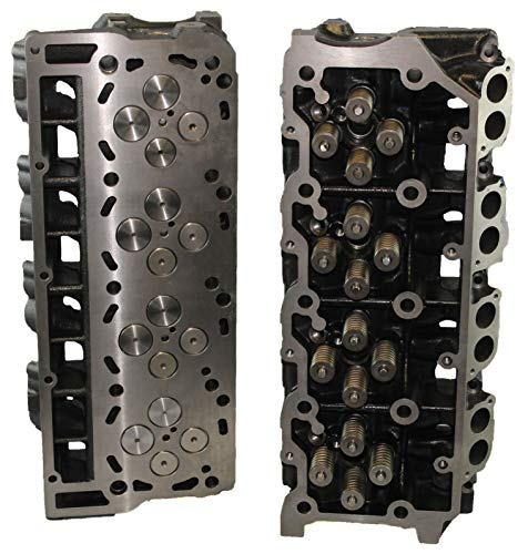 BRAND NEW Cylinder Heads for F-250 F-350 F-450 Truck 6.0L Turbo Diesel #080 2002-2006 18MM (CORE RETURN REQUIRED)