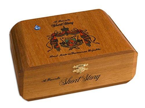 Cigar Wood Case/Box Arturo Fuente (Short Story) Small Size (Empty-Used)
