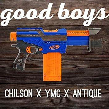 Good Boys (preschool rap)