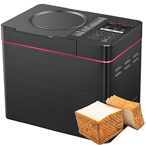 Tea Light - Panificadora eléctrica para el hogar (Smart Fruit, máquina de pan automática, mezcladora, 22 programas, 13 horas de retraso)
