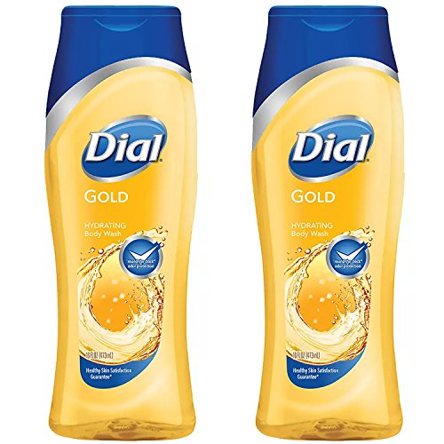Dial Body Wash, Gold, 16 Fl. Oz - 2 pk by Dial