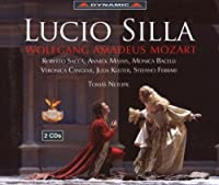 Lucio Silla by WOLFGANG AMADEUS MOZART