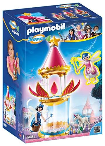 PLAYMOBIL: Torre Flor mágica con Caja Musical