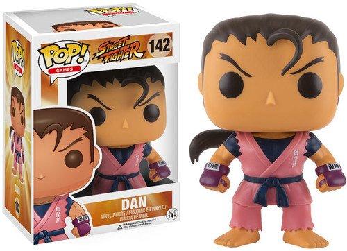 Funko 11659 Street Fighter 11659 'POP Vinyl Dan' Figure