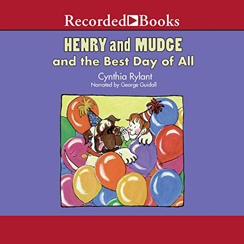 Couverture de Henry and Mudge and the Best Day of All