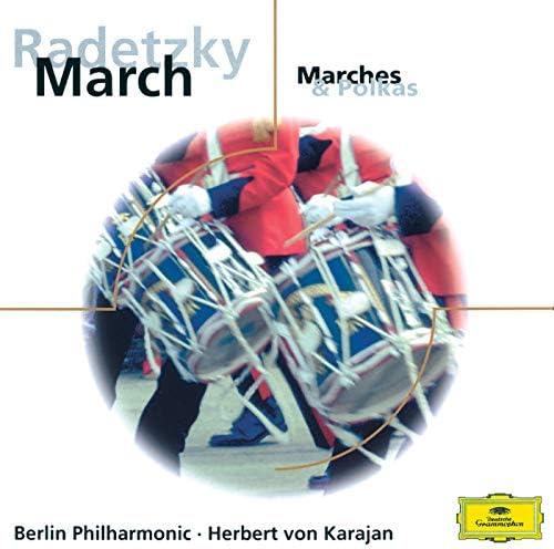 Bläser der Berliner Philharmoniker, Berliner Philharmoniker & Herbert von Karajan
