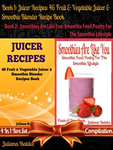 60 Cleanse Recipes: Healthy Green Recipes With Fruits & Veggies: Best Cleanse Recipes For High Speed Ninja Blenders