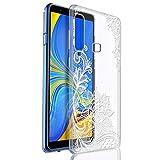 ZhuoFan Samsung Galaxy A9 2018 Case, Phone Case Transparent