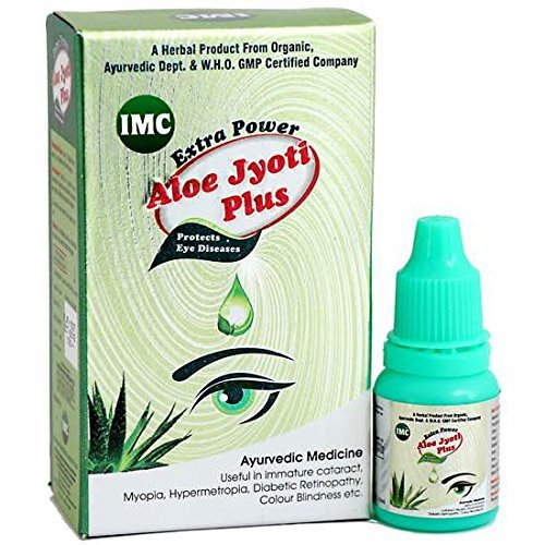 IMC Aloe Jyoti Plus Eye Drops, 200g
