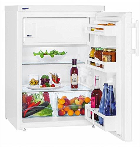 Réfigérateur Table top Liebherr TP1724 - Table top - 143 litres - Réfrigerateur/congel : Froid statique / Froid statique - Dégivrage automatique - Blanc - Classe A+++ / Pose libre
