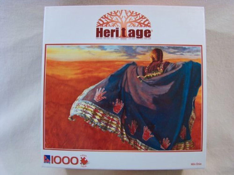 Heritage 1000 Piece Jigsaw Puzzle  Mon Shon by Sure-Lox