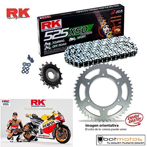 Kit de Transmision RK Suzuki GSXR 600 2001-05 15/45-110 K1-K5