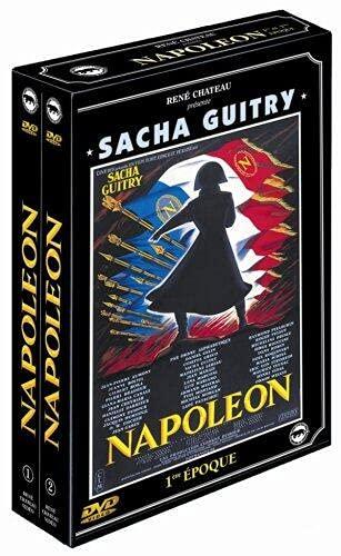 Le coffret DVD Napoléon 1ère et 2e époques par Sacha Guitry