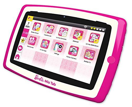 tablet lisciani 6 12 anni Lisciani Giochi 51557 - Mio Tab Barbie