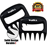 Walfos Bear Shredder - Essential for BBQ Pros - Pulled Pork Meat Claw for Handling,Lift, Shredding, and Carving Meat - Ultra-Sharp Blades & Heat Resistant