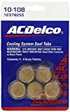 6. Genuine GM ACDelco Cooling System Seal Tabs