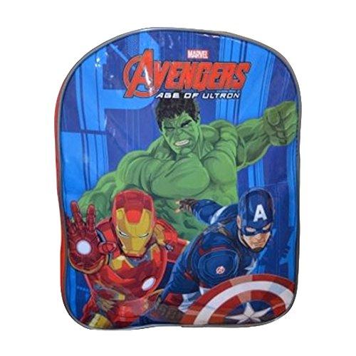 Sambro Mochila para niños Que ofrecen The Avengers Hulk, Ir