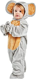 Wilton Toddler Grey Mouse Costume Size 2-4T