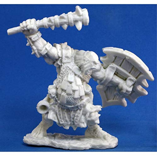 Reaper Kagunk, Ogre Chieftain (1) Miniature