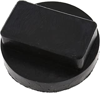 Black Rubber Car Jack Pad For Stand Jacking Point Sill Pad Adapter Tool For BMW