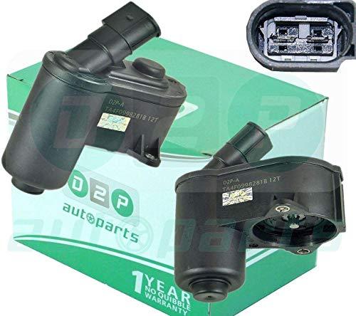 Preisvergleich Produktbild D2P für A6 4F2 C6 (2004-2011) Bremssattel hinten Servomotor 12 Torx 32329695