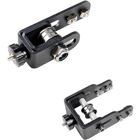 3Dman Aggiornamento 2040 Profilo in alluminio asse Y V-Slot Cinghia sincrona Stretch CR-10 Raddrizzare tenditore compatibile con CR-10 CR10S 3D parti della stampante