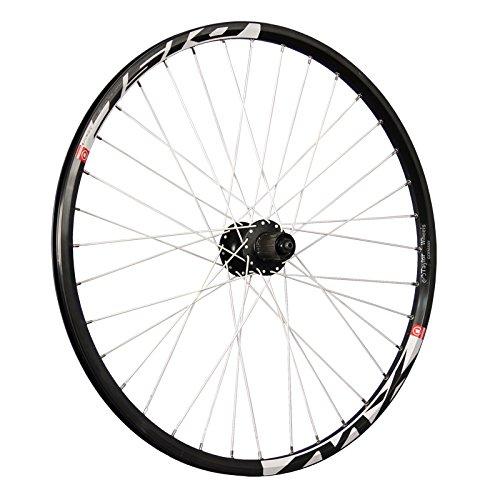 Taylor-Wheels 26 Pollici Ruota Posteriore Bici Mach1 MX Disc 6fori Nero