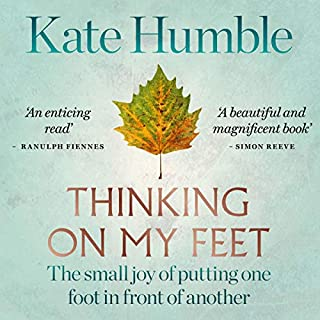 Couverture de Thinking on My Feet
