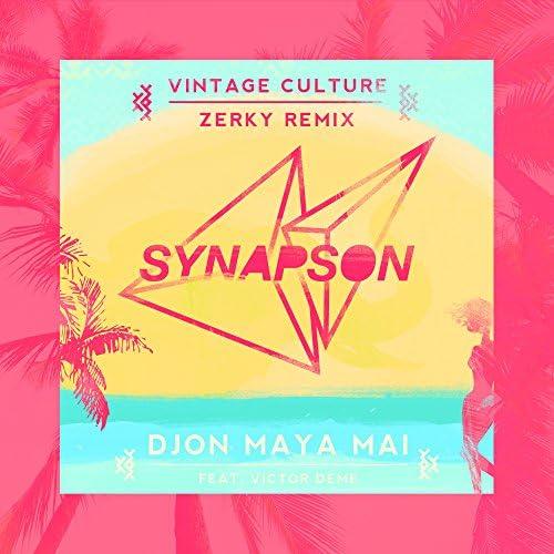 Synapson feat. Victor Démé