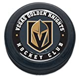 VEGAS GOLDEN KNIGHTS HOCKEY PUCK -
