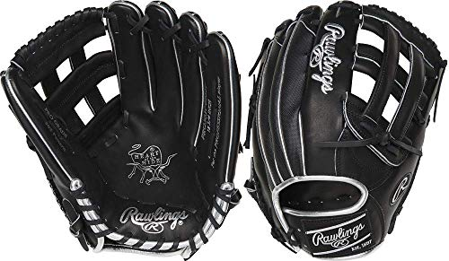 Rawlings Heart of The Hide ColorSync 4.0 Limited Edition 12.75' Baseball Glove (Black)