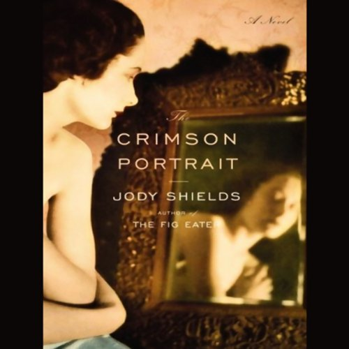 The Crimson Portrait audiobook cover art