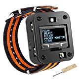 AURSINC WiFi Deauther Watch V2 ESP8266 Development Board | Wearable | OLED | Attack/Control/Test Tool | LOT for DSTIKE NodeMCU