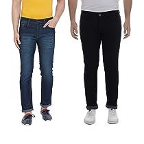 Ben Martin Regular Fit Tiny Pocket Jeans Pack of 2