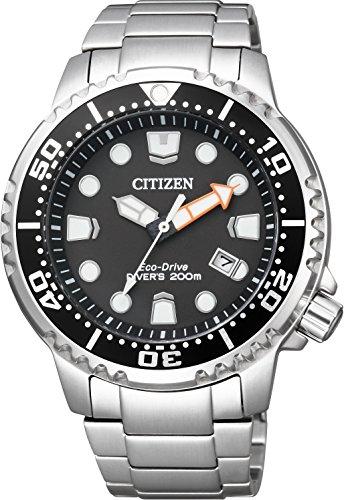 [シチズン]CITIZEN 腕時計 PROMASTER プロマスター エコ・ドライブ マリンシリーズ 200m ダイバー BN0156-56E メンズ