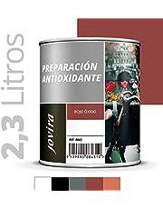 IMPRIMACION ANTIOXIDANTE METAL, (5 COLORES), Pintura tratamiento superficies de metal anti oxido. Imprimacion uso general, Proteccion total. Anti oxidante.