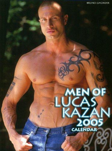 Men Of Lucas Kazan 2005 Calendar