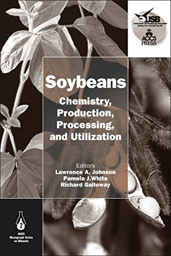 Soybeans: Chemistry, Production, Processing, and Utilization (AOCS Monograph Series on Oilseeds) -  Hardcover