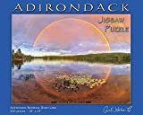 Carl E. Heilman II Adirondack Jigsaw Puzzle, Adirondack Rainbow, Brant Lake - BLPZ