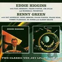 EDDIE HIGGINS+THE SWING(2LP ON 1CD)
