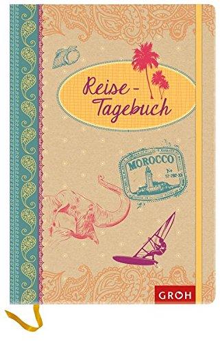 Reisetagebuch (Elefant) (GROH Tagebuch)