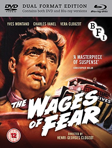 The Wages of Fear (DVD + Blu-ray) [1953] [UK Import]