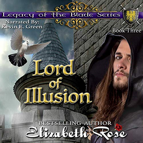 Lord of Illusion audiobook cover art