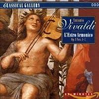 Lestro Armonico Opera 3 Nos 1-7